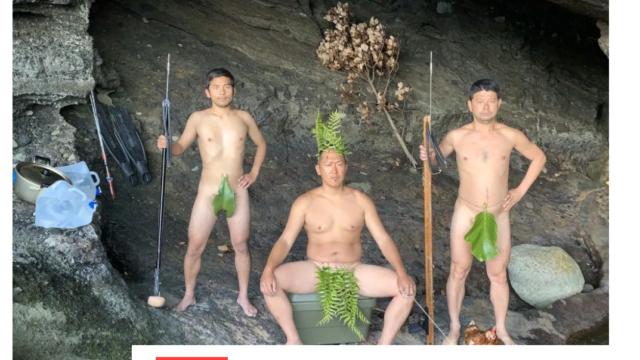 3 Pria Ini Melakukan Hal Unik untuk Kegiatan Karantina di Jepang